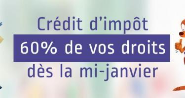 Credit D Impot Et Versement En Avance Etes Vous Concerne E